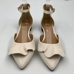 Lewit made in Italy Alesia flats 39.5 size 9